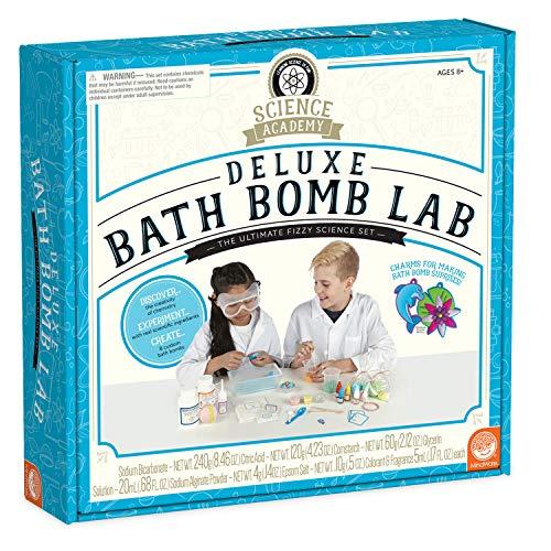 Bath Bomb Making Lab Kit