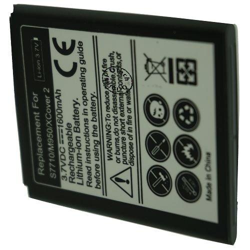 Otech Batteria Compatibile per Samsung GT-S7710