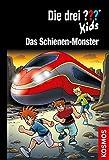 Die drei ??? Kids, 74, Das Schienen-Monster - Boris Pfeiffer