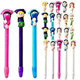 Nurse Pens,SunAngel Doctor's Polymer Caly BallPoint Pens Cute Novelty Lovely Cartoon for Writing Stationery School Office Supplies or Nurse's Day,Christmas (20pcs)