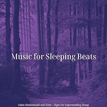 Calm Shakuhachi and Koto - Bgm for Rejuvenating Sleep