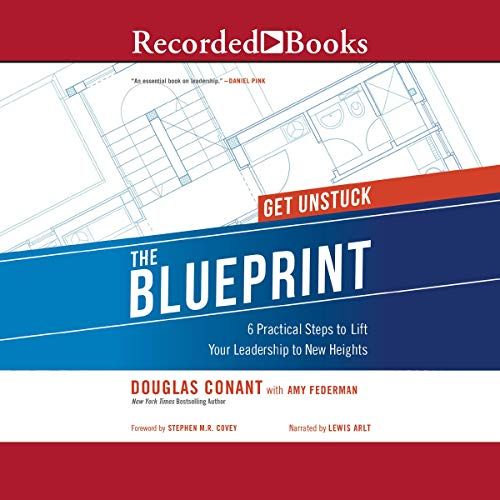 Couverture de The Blueprint