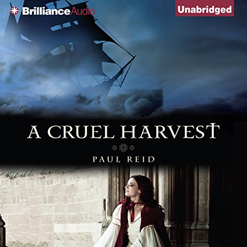 A Cruel Harvest audiobook cover art