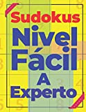 Sudokus Nivel Fácil A Experto: Juegos De Lógica