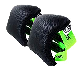 BUSYSONS Knee Pads Knee Pads Knee Pads Knee Work-s Garden Household Craftsman Floor Layers Tiler Professional Knee Pads Occupational Safety Knee Cushions