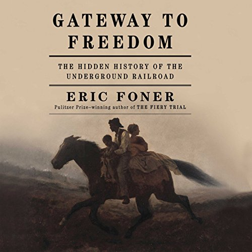 Gateway to Freedom audiobook cover art