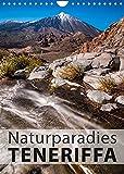 Teneriffa Naturparadies (Wandkalender 2022 DIN A4 hoch)
