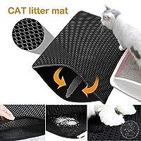 防水ペット猫トイレマット二層猫パッドペットトイレボックスマットペット製品ベッド猫ハウスクリーン