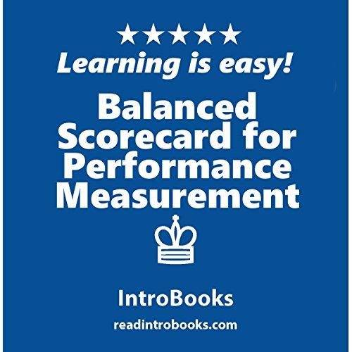 Balanced Scorecard for Performance Measurement Titelbild