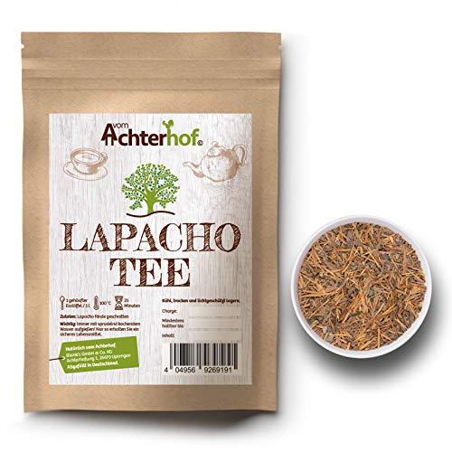 500 g Lapacho Tee Rinden Tee aus der inneren Rinde - Baumrindentee - schadstoffkontrollierte Spitzenqualität aus Brasilien