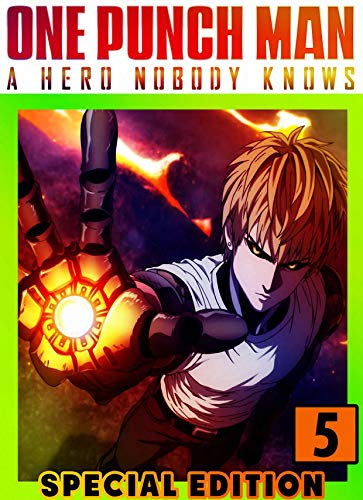 One Punch Man Hero Knows: Collection 5 Adventure Shonen Action Manga Graphic Novel One Punch Man (English Edition)