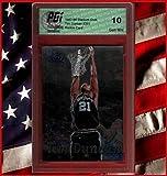 TIM DUNCAN 1997-98 Stadium Club #201 Rookie Card PGI 10 - Basketball Slabbed Rookie Cards. rookie card picture