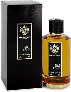 MANCERA Gold Aoud Unisex Eau De Parfum, 120 ml