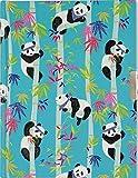 Pandas Locking Journal: Diary, Notebook