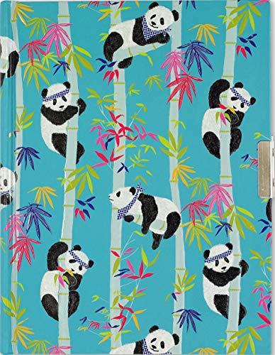 Pandas Locking Journal (Diary, Notebook)