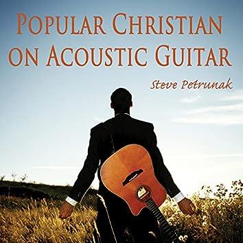 Popular Christian on Acoustic Guitar