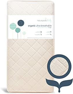 naturepedic ultra breathable crib mattress