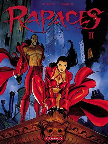 Rapaces, tome 2