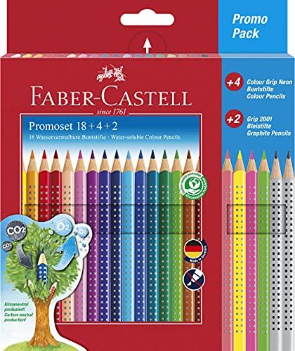 Faber-Castell Faber-Castell 201540 - Promotionset Colour Bild