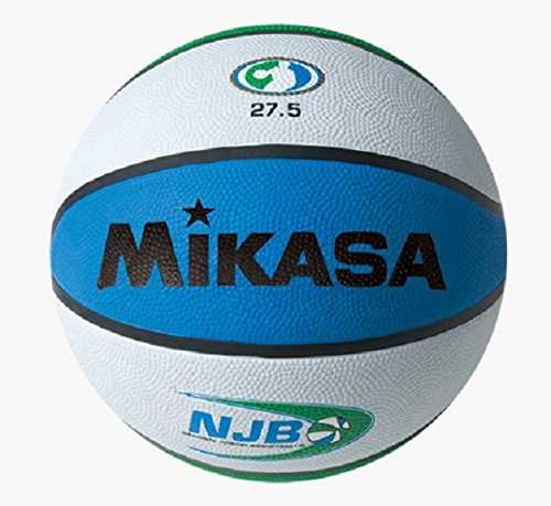 Mikasa National Junior Basketball official game ball rubber cover, size 5