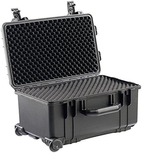 Xcase Transportkoffer Trolley: Staub- und wasserdichter Trolley-Koffer, klein, IP67 (Transportbox)