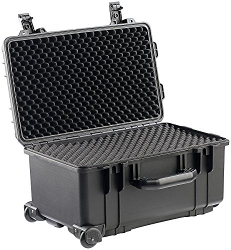 Xcase Transportkoffer Trolley: Staub- und wasserdichter Trolley-Koffer, klein, IP67 (Trolleys)