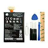 for LG Google Nexus 4 E960 Replacement Battery BL-T5 Free Adhesive Tool