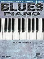 HARRISON Mark - Blues Piano (Audio Online)