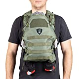 TBG Tactical Baby Carrier (Ranger Green)