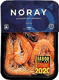 Langostino NORAY, Ultra FRESCO y Nunca Congelado, COCIDO, 60/80 Piezas por Kilo - Bandeja 1kg