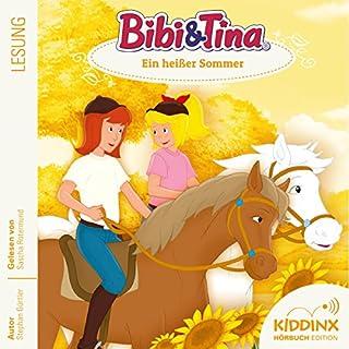 Ein heißer Sommer     Bibi und Tina - Hörbuch              Autor:                                                                                                                                 Stephan Gürtler                               Sprecher:                                                                                                                                 Sascha Rotermund                      Spieldauer: 2 Std. und 33 Min.     11 Bewertungen     Gesamt 4,2