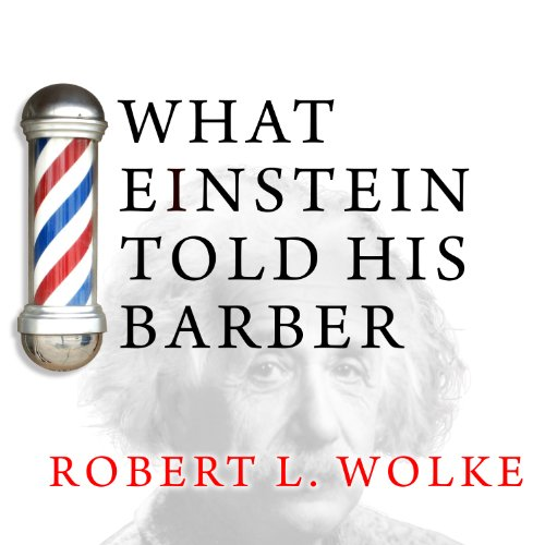 What Einstein Told His Barber audiobook cover art