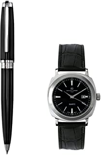 Renato Landini Men's Pen and Watch - RP9058 BM