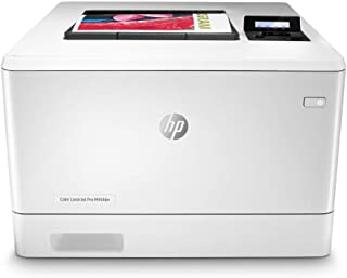 HP Color LaserJet Pro M454dn - Impresora láser color, USB 2.0, Ethernet (W1Y44A)