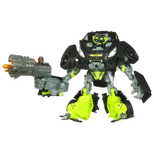 Transformers: Dark of the Moon - MechTech Deluxe - Skids [Toy] (japan import)