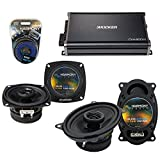 Replacement Car Audio Speakers for Mercedes 450 Series 73-80 Harmony R4 R46 &...