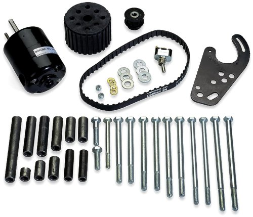 Moroso 63750 Electric Water Pump Drive Kit