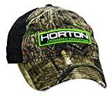 Horton HCA-60515-MB Hat - Patch, Camo/Black Mesh