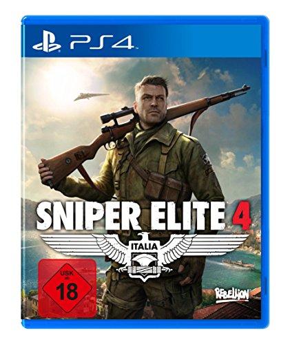 Sniper Elite 4 - [PlayStation 4]