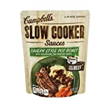 Campbell's Slow Cooker Sauces: Tavern Style Pot Roast (2 Pack) 13 oz Bags