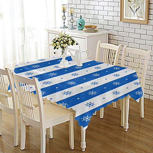 DREAMING-Verdickte Bedruckte Stoff Tischdecke Home Esstisch Stoff Tv-Schrank Couchtisch Stoff Runde Tisch Tischset 140cm * 220cm