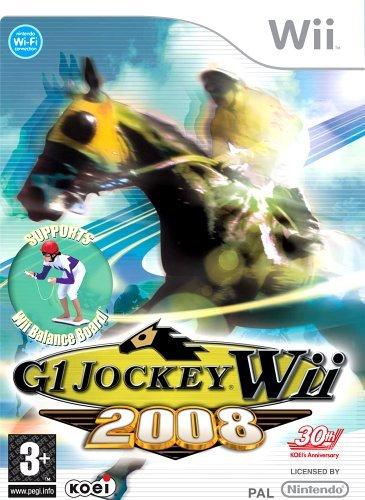 G1 Jockey Wii 2008 (Wii) by Tecmo Koei