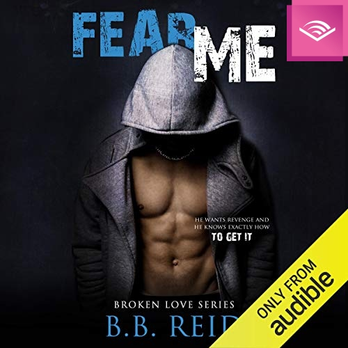 Fear Me audiobook cover art