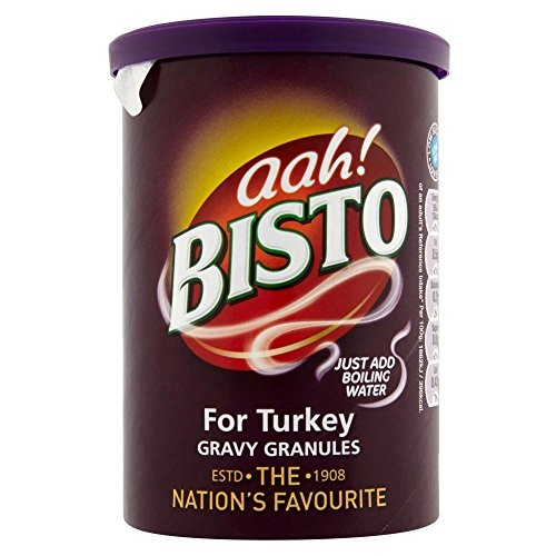 Bisto Gravy Granules für die Türkei (170g) - Packung mit 2