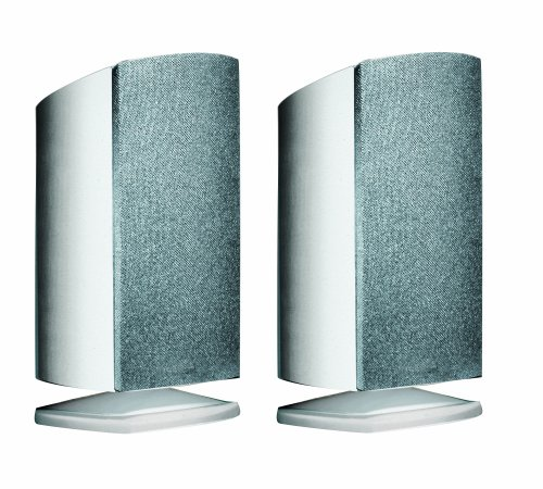 Fantastic Deal! Definitive Technology NCUB ProMonitor 100 Mk II Speaker (Pair, Silver) (Discontinued...