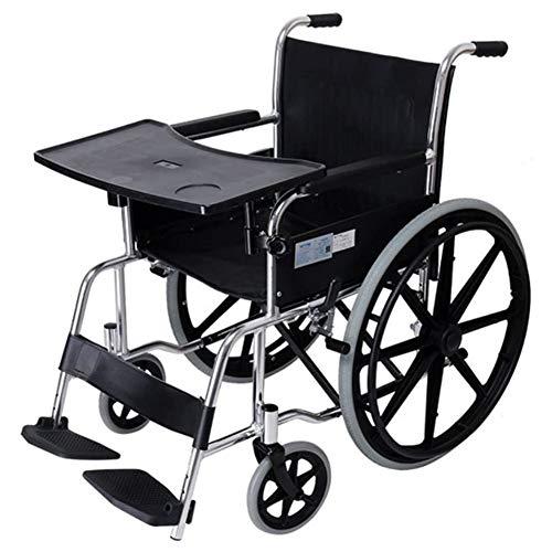 Joyfitness Rollstuhl Lap Tray Tisch Rollstuhltisch Zum Essen, Lesen, Schreiben, Spielen Oder Schach - Zubehör Für Rollstuhltabletts
