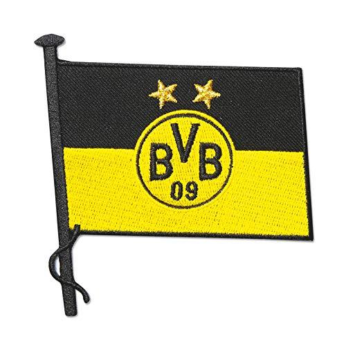 Borussia Dortmund BVB-Aufnäher Fahne one size