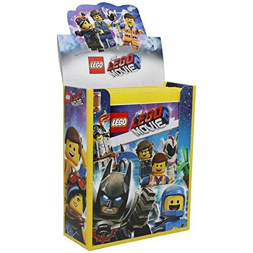 The Lego Movie 2 Blue Ocean Sammelsticker - 1 Display (36 Tüten)