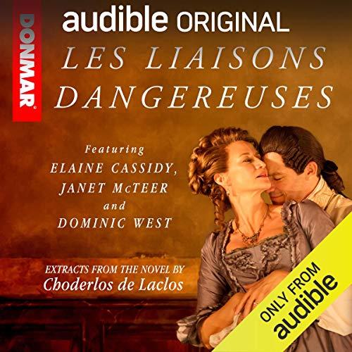 Les Liaisons Dangereuses audiobook cover art