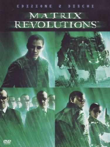 Matrix revolutions [2 DVDs] [IT Import]